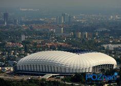 Poznań Poland, Stadion Miejski City#Euro_2012
