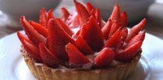 Como hacer tarteletas de frutilla