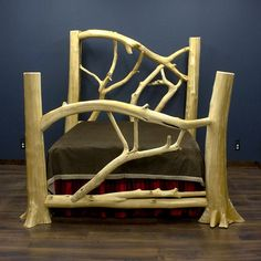 from JHE log furniture