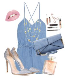 """Untitled #158"" by konstans30 on Polyvore featuring Steve J & Yoni P, Mellow World and Gianvito Rossi"
