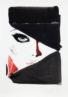David Downton - Fashion Illustration Gallery