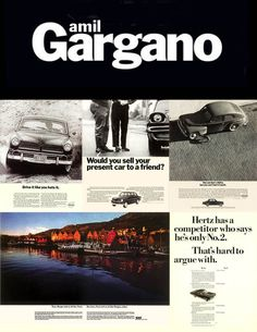 Famous Art Director Series 10. Amil Gargano.