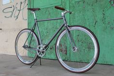 "Singlespeed | ""Thaddäus"" by Sme Bicycles"