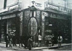 La Perla. Confiteria pasteleria. C/ Gondomar