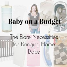 The Poor Man's Guide to Baby