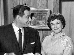 Perry and Della (Raymund Burr and Barbara Hale)