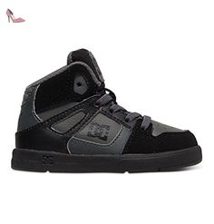 DC Shoes Rebound UL - High-Top Shoes - Chaussures montantes - Garçon - Chaussures dc shoes (*Partner-Link)