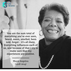 Rest in Peace Maya Angelou. #quote #QOTD #RIP https://www.musclesaurus.com