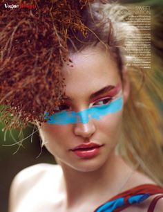 Roosmarijn de Kok for Numéro Thailand February 2014 - Tribal Council