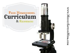 HUGE list of free homeschool curriculum & resources! If you aren't a homeschooler, but you're a parent, teacher, babysitter, or nanny, you'll probably find at least a few useful freebies in this list.