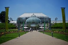Phipps Conservatory- loved going here as a kid while visiting PA