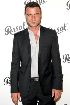 Liev Schreiber was one of the stunning stars at the event.