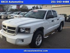 2010 Dodge Dakota $13,950