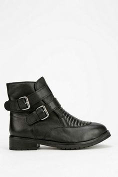 Deena & Ozzy Shirley Ankle Boot #urbanoutfitters