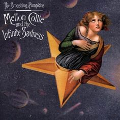 Carátulas de música Frontal de The Smashing Pumpkins - Mellon Collie And The Infinite Sadness. Portada cover Frontal de The Smashing Pumpkins - Mellon Collie And The Infinite Sadness The Smashing Pumpkins, Iconic Album Covers, Greatest Album Covers, Bullet For My Valentine, Beastie Boys, Lp Cover, Cover Art, Kings Of Leon, Classic Rock