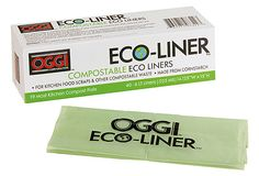 Eco Liner Compost Pail Liners on OneKingsLane.com