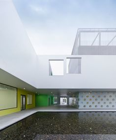 Atelier Deshaus · Youth Center in Qingpu New town · Divisare