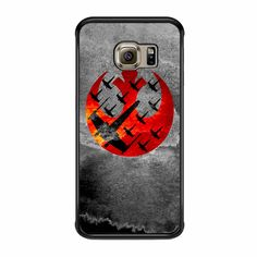 Star Wars Wraith Squadron In The Clouds Samsung Galaxy S6 Edge Case