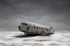 Crashed DC-3 - Iceland von Dominik Orth auf 500px