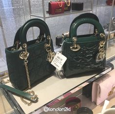 Mini Lady Dior Bags RM11,825