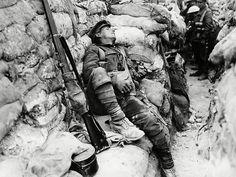 trincee prima guerra mondiale