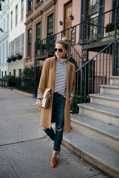7 Easy (and Stylish) Outfits to Wear to Thanksgiving #theeverygirl