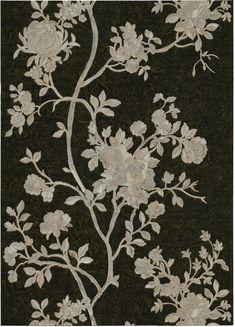 "Képtalálat a következőre: ""roberto cavalli wallpaper flowers"" Textiles, Textile Patterns, Color Patterns, Print Patterns, Roberto Cavalli, Black N White Images, New Home Designs, Home Wallpaper, Wall Treatments"