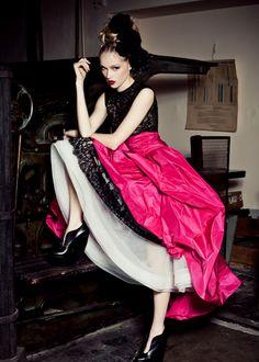fashion-and-seek: Modo Magazine