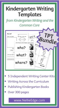 Join thousands of kindergarten teachers who study writing with award Narrative Writing Kindergarten, Kindergarten Handwriting, Kindergarten Lesson Plans, Kindergarten Lessons, Writing Workshop, Preschool Writing, Handwriting Template, Word Program, Abc Phonics