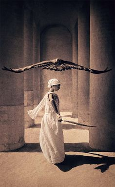 When you become aware of silence, immediately there is that state of inner still alertness. You are present. You have stepped out of thousands of years of collective human conditioning ~ Eckhart Tolle (photography by Gregory Colbert)