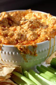 Crock Pot Buffalo Chicken Dip Recipe