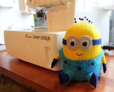 BANANAA!! Minion Pincushion Tutorial