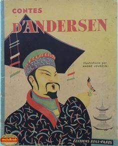 Livre Collection ... CONTES d'ANDERSEN (1948) *Editions BIAS* ... sur www.mulubrok.fr