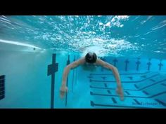 ▶ Butterfly Swimming Technique - How to swim butterfly - 2:00, YouTube: