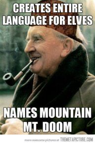 To Elrond and others it was called Orodruin but Boromir said it was called Mt.Doom to Minas Tirith