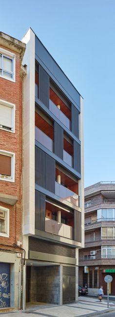 Gallery of Cervantes Building / Saiz+Rendueles Arquitectos - 12