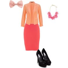 This is a cute outfit for women by iamdeshanti on Polyvore featuring polyvore, fashion, style, maurices and Nly Shoes