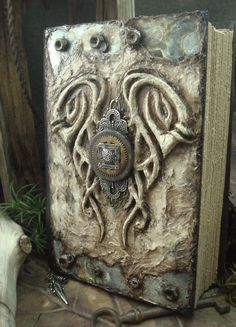 Altered Alchemy - Handmade Journals by Luthien Thye