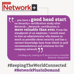 COMPTIA Network+ certified. Really Cool Gadgets, Quickbooks Online, Computer Technology, Head Start, Knowledge, Board, Planks, Facts