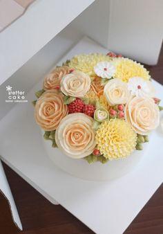 Done by student of Better class (베러 정규클래스/Regular class) www.better-cakes.com…