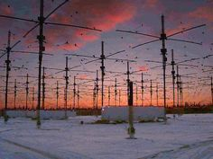 HAARP... what does it affect?