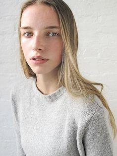 Jamilla Hoogenboom - Women Models F/W 15 Polaroids