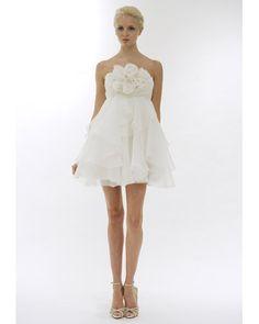 Marchesa, adorable wedding dress.