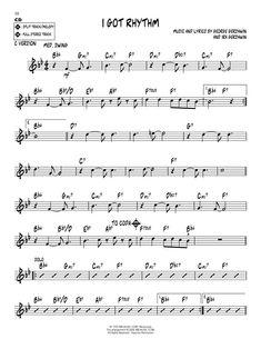 I Got RYTHM by George Gershwin