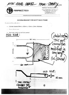 Faxed instructions