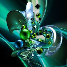 Digital art by Gina startup #abstract digital art www.starwalt.com