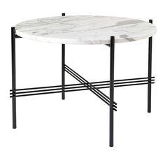 Gubi Gamfratesi TS Table Marble Ø55 | von goodform.ch