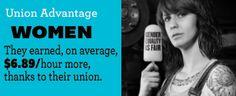 women union advantage Thankful, Memes, Meme