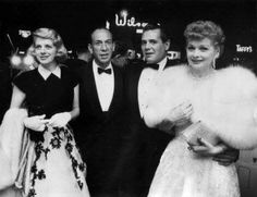 Rosemary Clooney, Jose Ferrar, Desi and Lucy