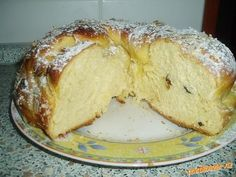 Czech Desserts, Sweet Desserts, Sweet Recipes, Baking Recipes, Cake Recipes, Dessert Recipes, Albanian Recipes, Czech Recipes, Croissants